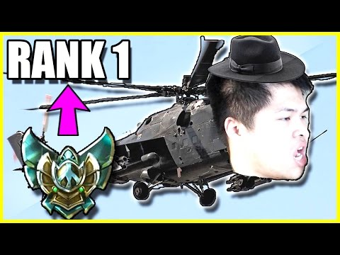CAFFEINE ATTACK HELICOPTER 🚁 - Challenger to RANK 1 - Ep. 3 | League of Legends