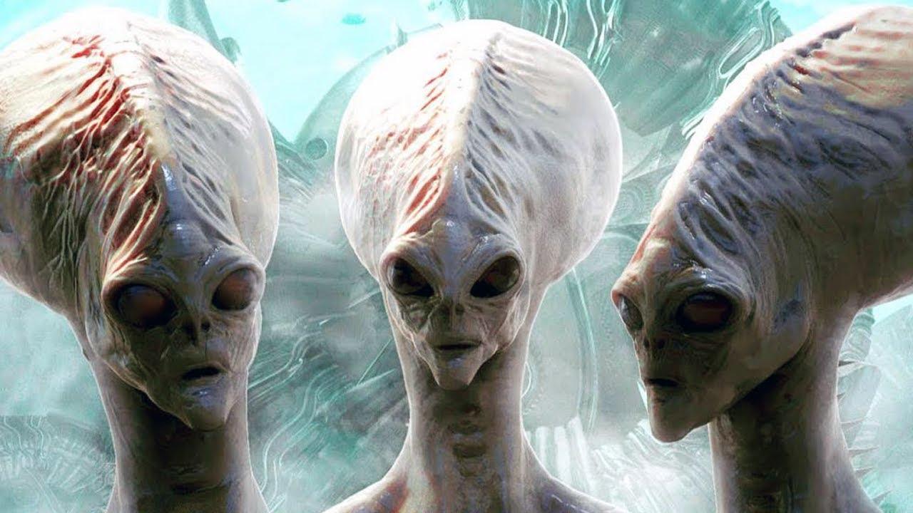Top 8 Extraterrestres Captados En Cámara Recientemente
