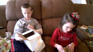 Youtube challenge-I gave my kids a terrible present