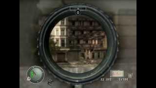 Milos Stoic - Headshots on Sniper Elite: Berlin 1945