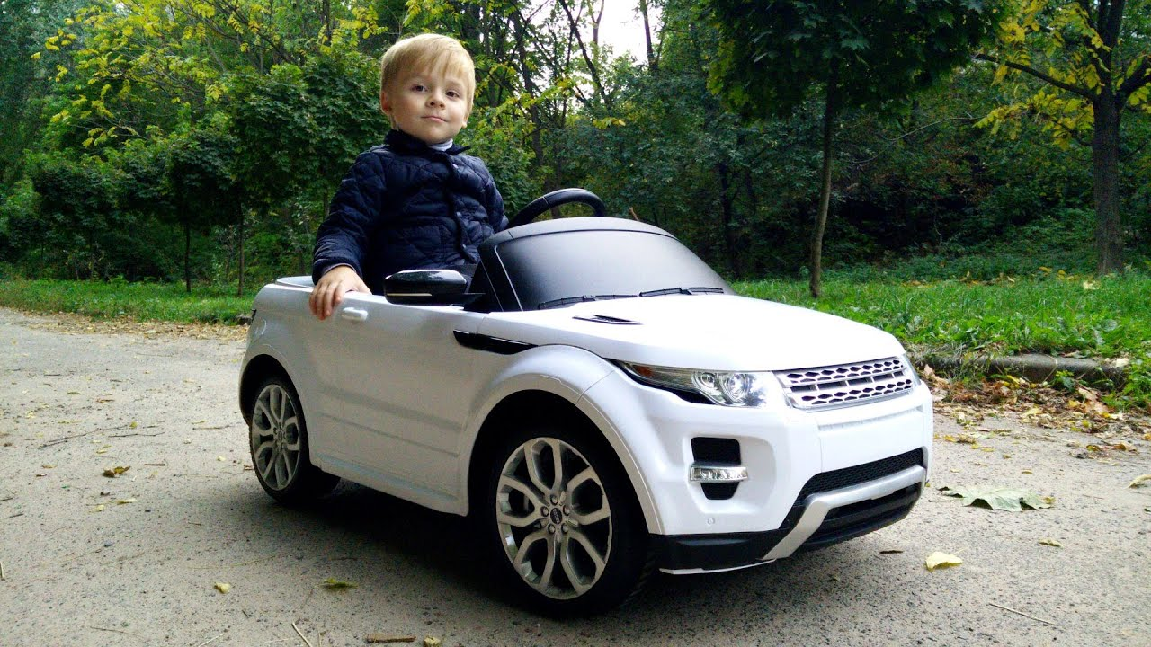 Range Rover Evoque By Rastar Youtube