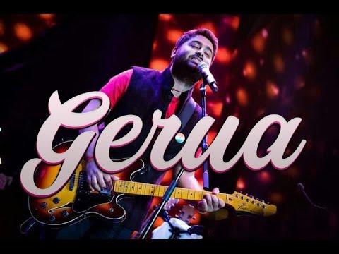 Gerua (Live) | Arijit Singh | Dilwale
