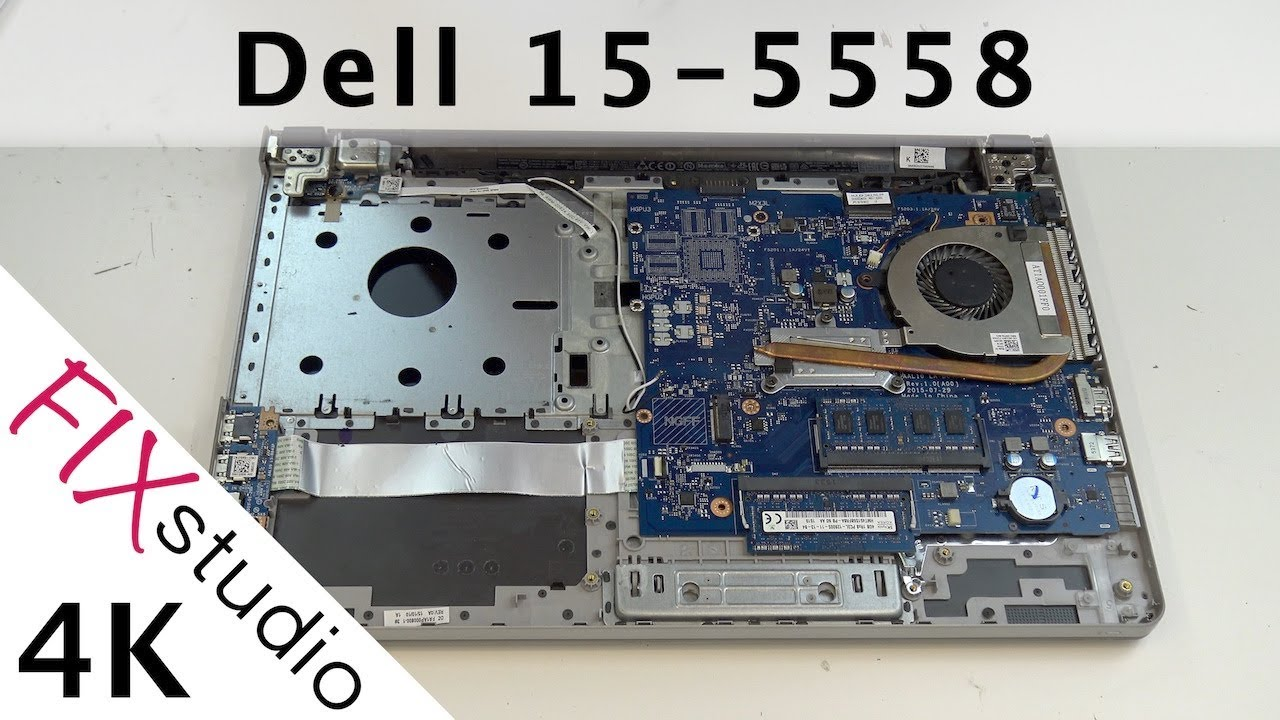 New Power Button Board W// Cable For Dell Inspiron 15-5558 17-5759