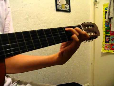 I Have Decided To Follow Jesus guitar cover - YouTube