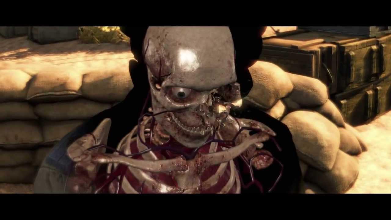 Sniper Elite 3: Official Trailer -