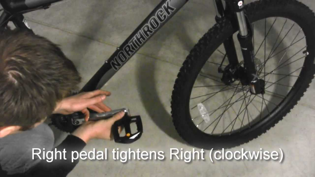 ced5a95ee24 Assembly Guide - Northrock XC6 Mountain Bike - by Northrock Bikes - YouTube