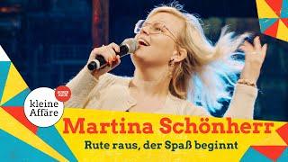 Martina Schönherr – Rute raus, der Spaß beginnt
