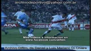 DiFilm - Uruguay vs Peru - Eliminatorias Francia 98 (1996)
