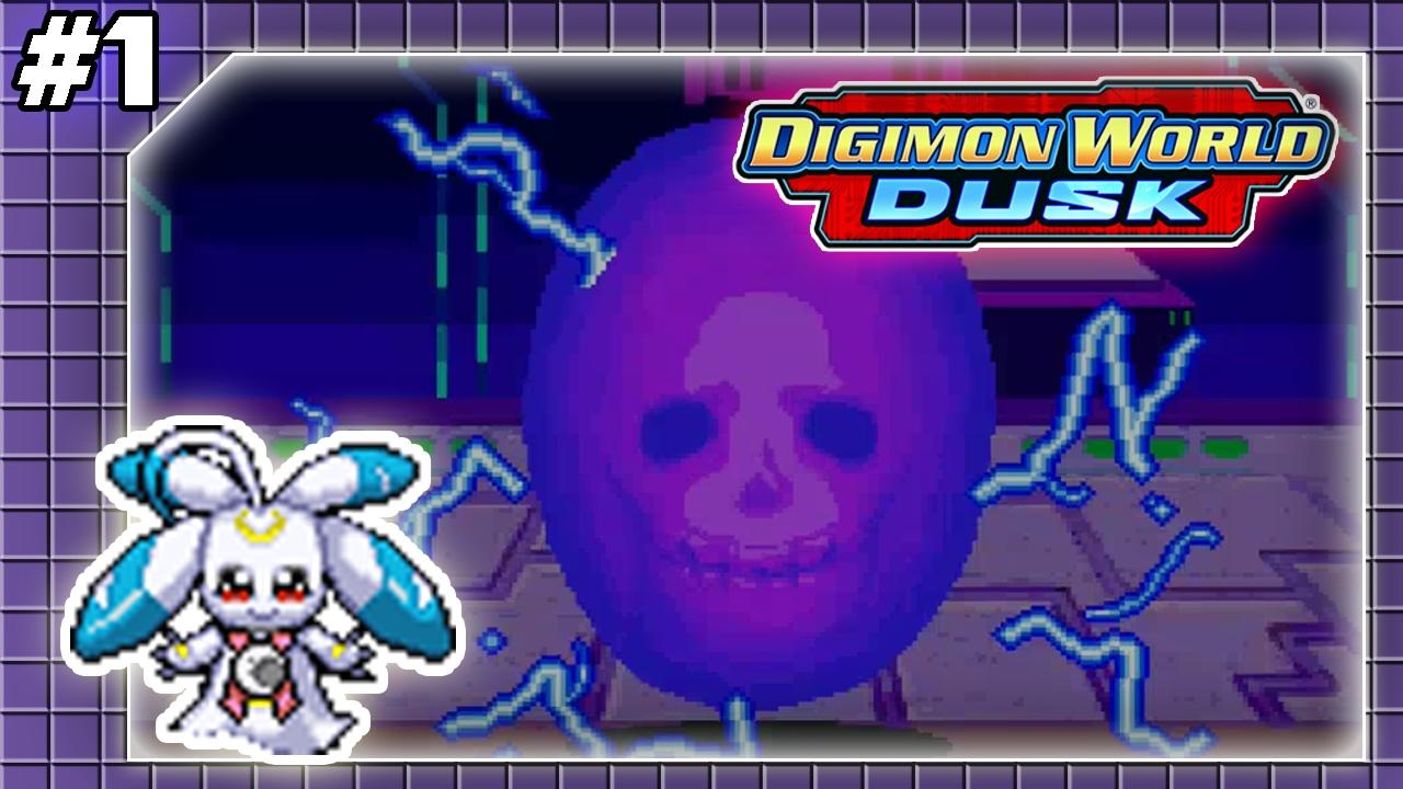 Digimon World Dusk Walkthrough Gameplay Part 1 : Enter The Tournament