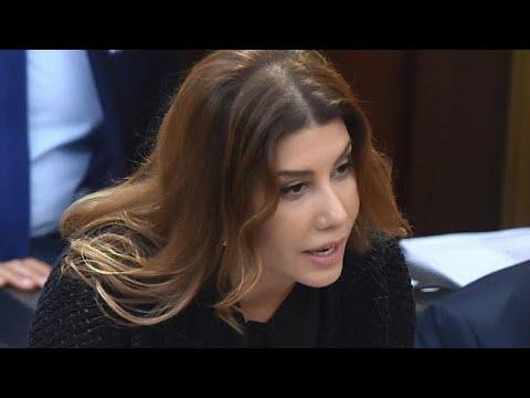 بولا يعقوبيان ليورونيوز: لا دولة في لبنان والشعب انتخب مجموعة من المرتزقة …  - نشر قبل 2 ساعة
