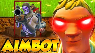 How to have AIMBOT on Fortnite PS4 and XBOX ONE - *REAL*