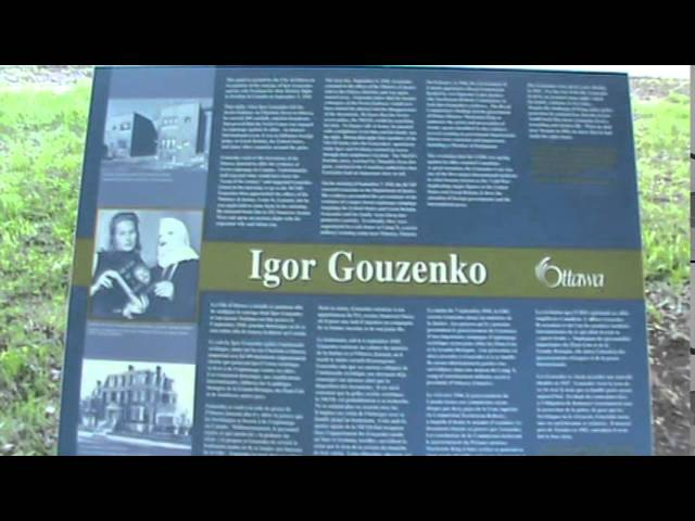 gouzenko affair thesis