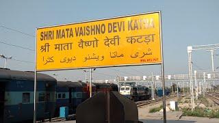 Shri Mata Vaishno Devi Katra Railway Station