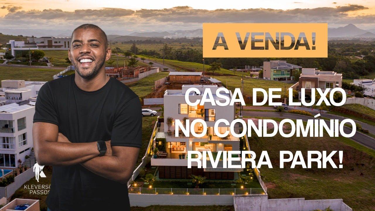 MANSÃO CONDOMÍNIO RIVIERA PARK, EM VILA VELHA, ESPIRITO SANTO!