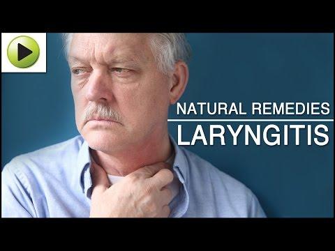 Laryngitis - Natural Ayurvedic Home Remedies