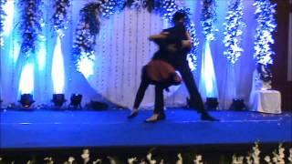 Best Sangeet Dance! Salsa, Jive & Bollywood !Senorita ! Prateek & Akriti !
