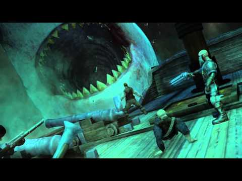 Man O' War: Corsair Teaser Trailer