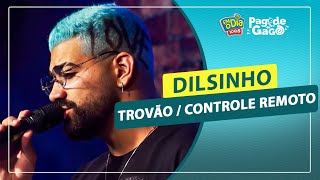 Dilsinho - Trovão / Controle Remoto #Live FM O DIA