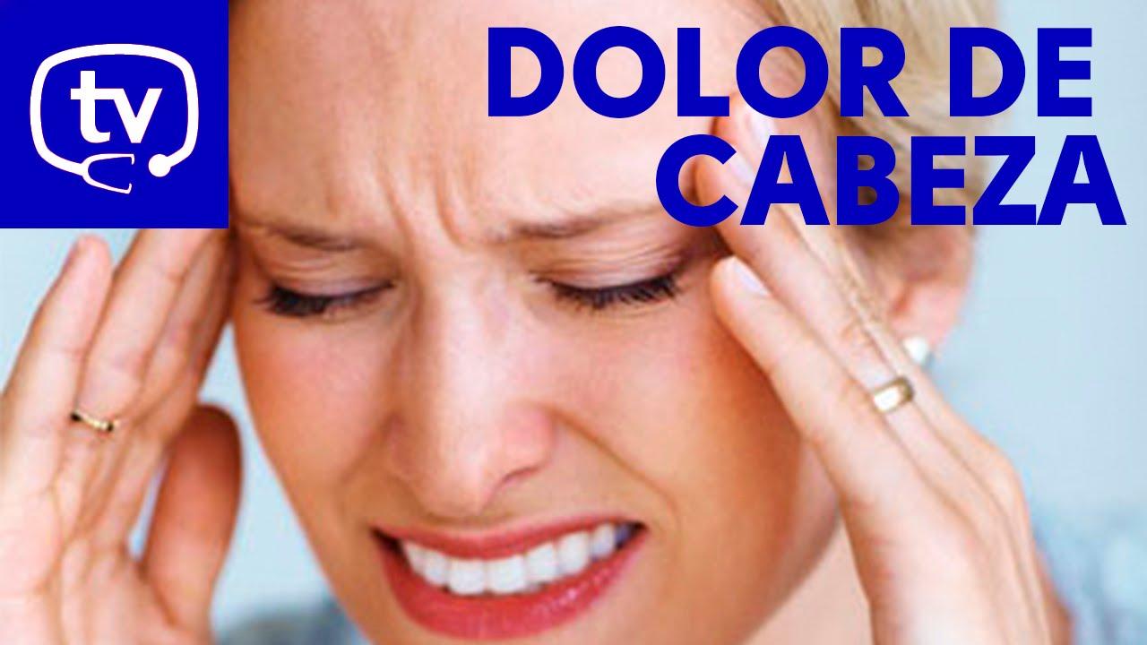 Dolor de fuerte medicina cabeza