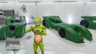 GTA 5 FROZEN MONEY GLITCH (BUY EVERYTHING FOR FREE) (PS4/XBOX/PC)