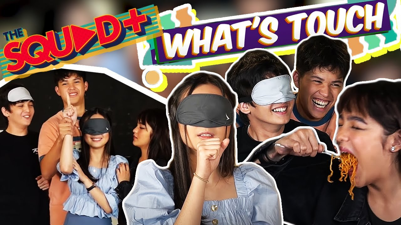 WHAT'S TOUCH with KyCine & SethDrea | The Squad+