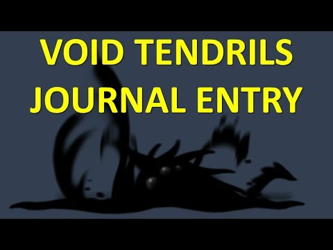 HOLLOW KNIGHT - Void Tendrils Journal Entry Location