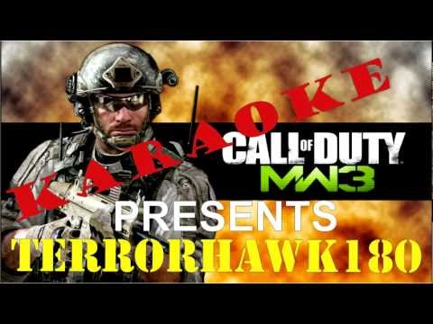 MW3 Karaoke - Teenage Ninja Mutant Turtles