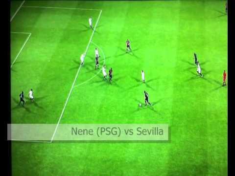 FIEA-online | Nene (PSG) vs. Sevilla
