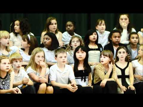 Kennedy Primary Academy - 4th Grade Classes and Vocal Choir, Part 1.wmv