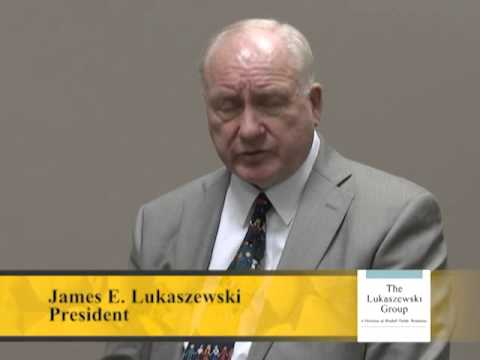 Jim Lukaszewski On Silence