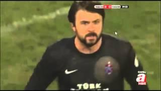 Trabzonspor 2 - Eskişehirspor 0 Onur'un muhteşem kurtarışları