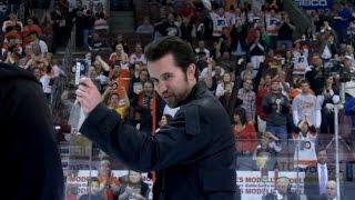 It's Always Sunny in Philadelphia - Mac is a hockey legend. '