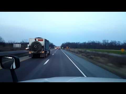 BigRigTravels LIVE! Shartlesville to Jonestown, Pennsylvania Interstate 78 West-Dec. 20, 2017