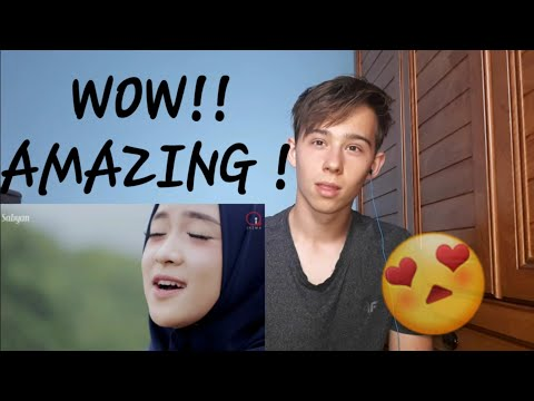 YA ASYIQOL MUSTHOFA - Cover by SABYAN Reaction(POLISH REACTION)
