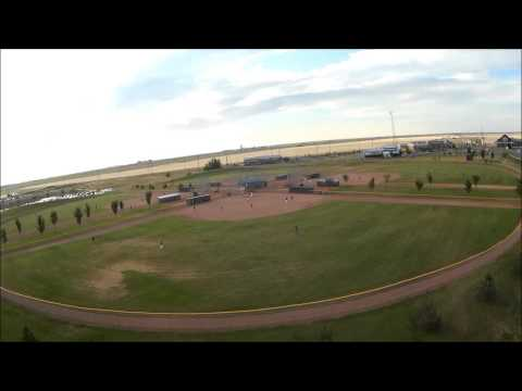 FPV Soccer Field/Ball Diamond