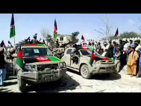 New Waziristan Song for Afghan National Army 2017
