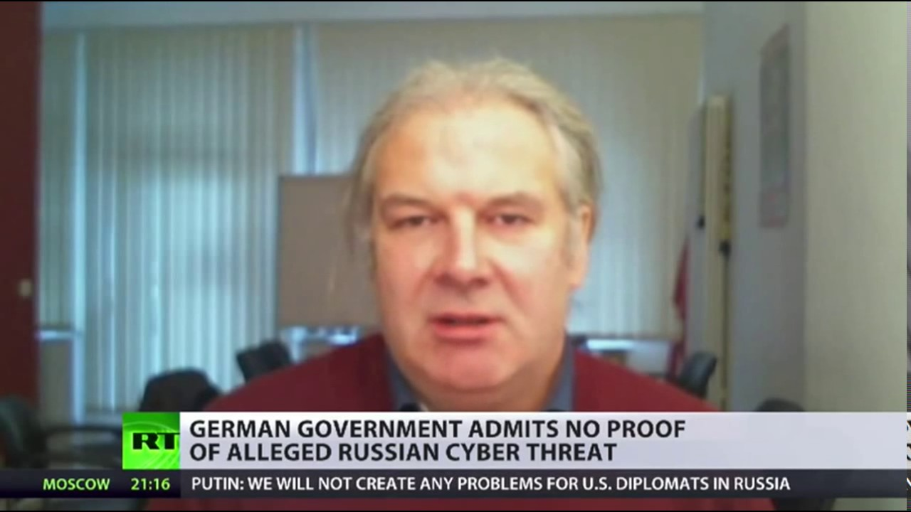 The Latest: Russian Interior Ministry is hit by cyberattack