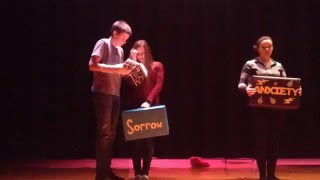 """Boxes"" - a human drama skit presented by RVHS Bible Club"