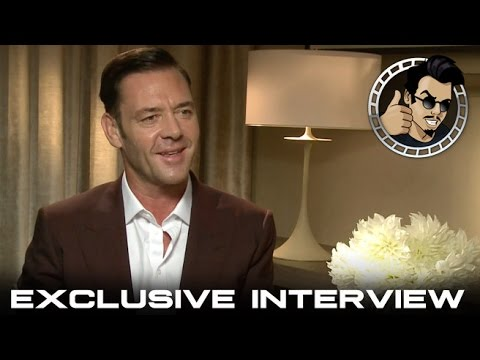 Marton Csokas Interview - The Equalizer (HD) 2014