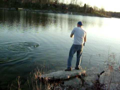 Herrington Lake Hybrid April '09