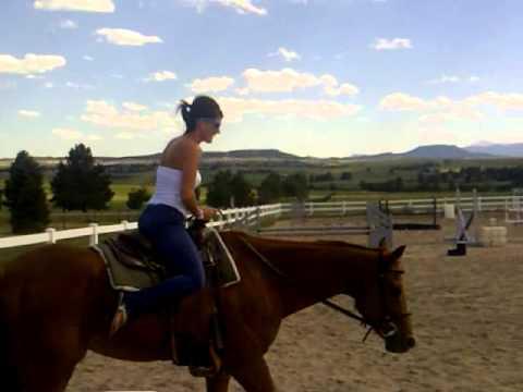 Cowgirl or Horse Molestor?