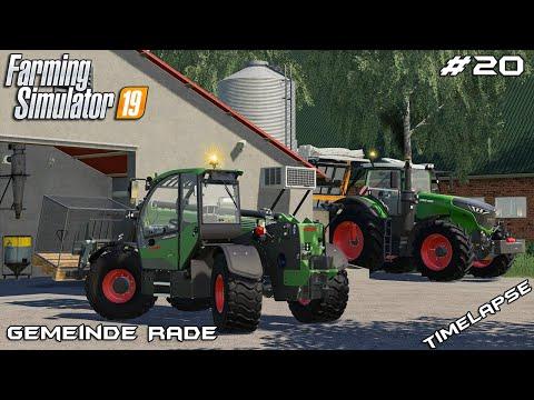 New chicken coop & animal care | Animals on Gemeinde Rade | Farming Simulator 19 | Episode 20 |