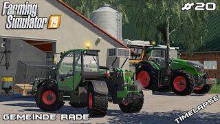 New chicken coop & animal care   Animals on Gemeinde Rade   Farming Simulator 19   Episode 20