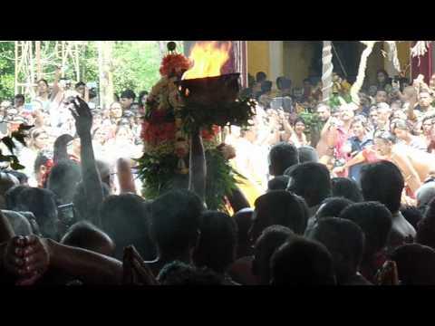 Muar Kali Temple Festival In Malaysia 2012