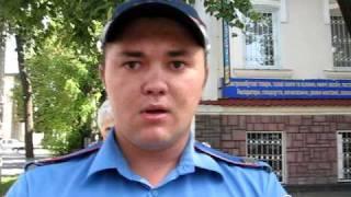 Инспекторы ГАИ г.Полтава: законы нам не писаны-3