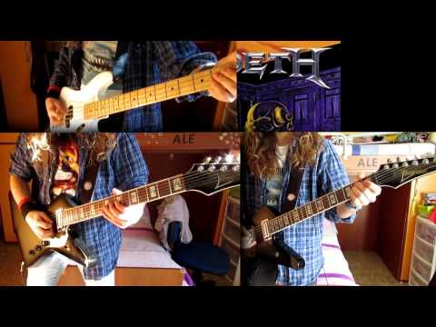 Megadeth - Tears in a vial (All guitar & bass) cover (instrumental)