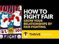 How to Fight Fair: Grow Your Relationships by Fair Fighting