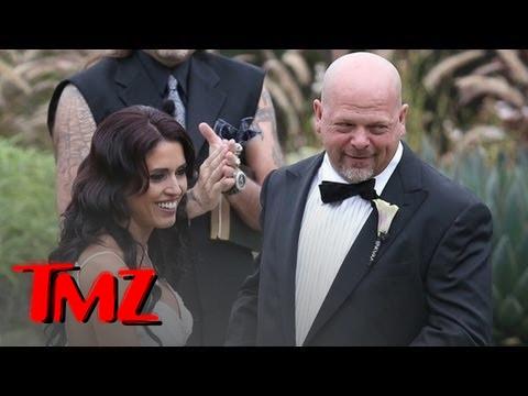 Pawn Stars' Rick Harrison Gets Married Slash Overachieves!   TMZ
