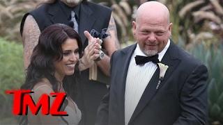 Pawn Stars' Rick Harrison Gets Married Slash Overachieves! | TMZ