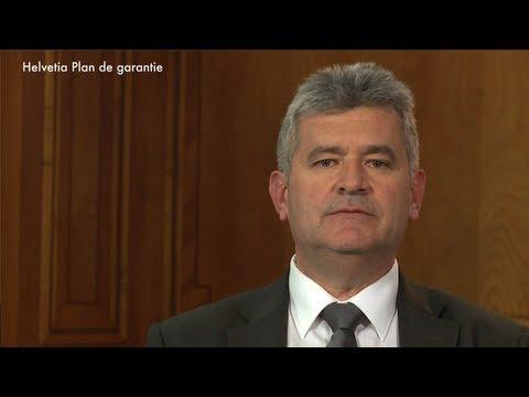 Helvetia Plan de garantie - Serge Basterra, Agence générale Genève